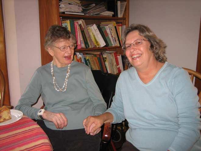 Zo and Kathy