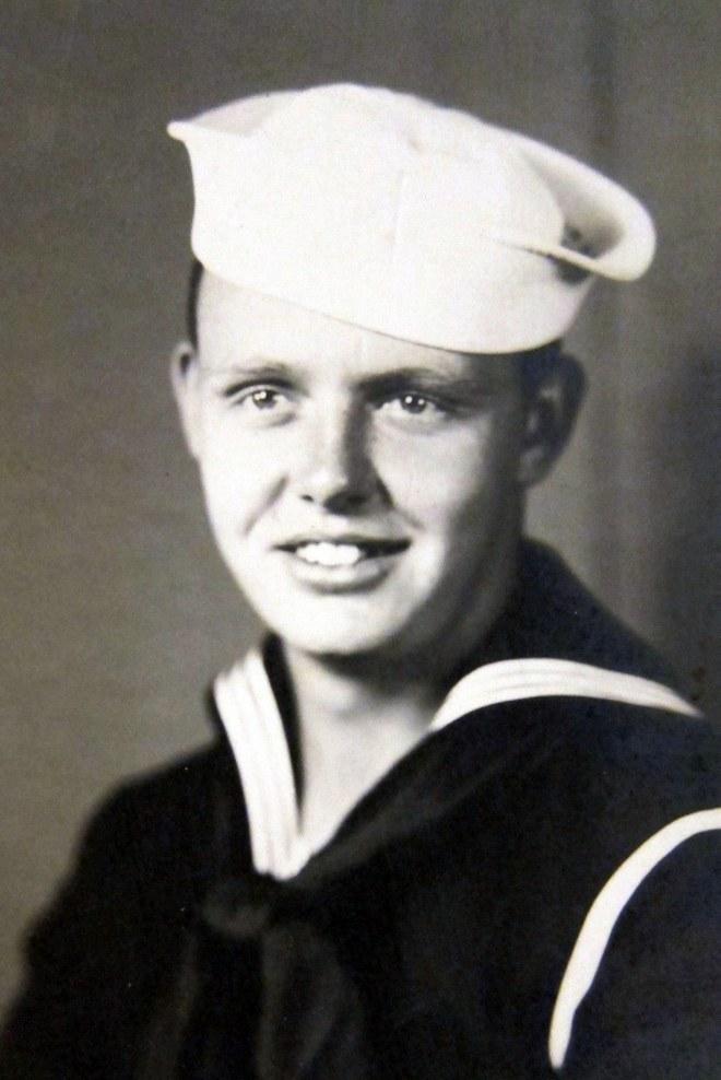 Dad, age 18