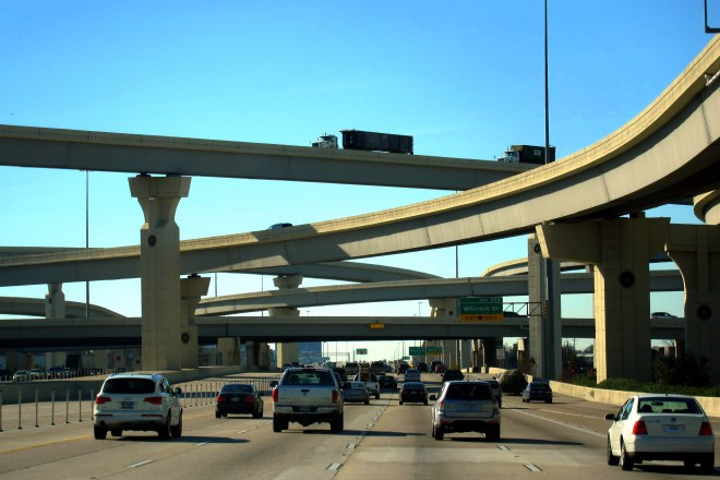 Houston Flyover's