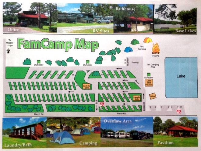 Maxwell AFB, AL Fam Camp