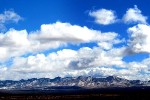 AZ Mountains-Snow