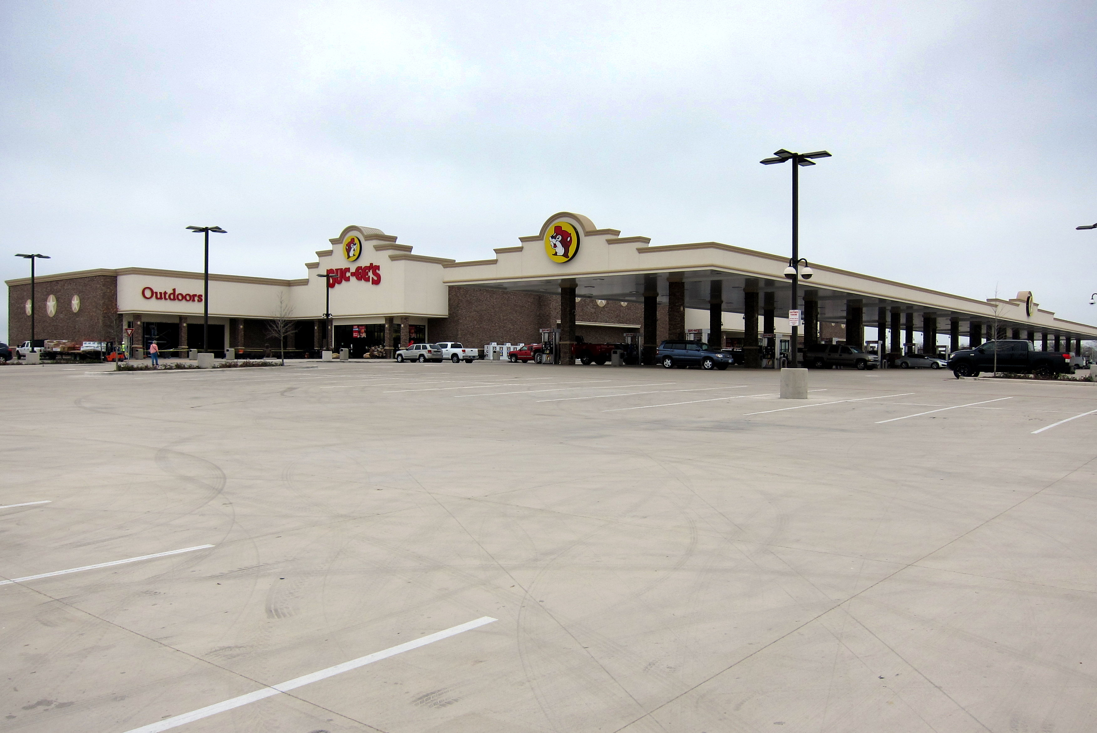 Buc ees. Bill and Kit s 2013 Excellent Adventure Journal  4   Bilnkit s
