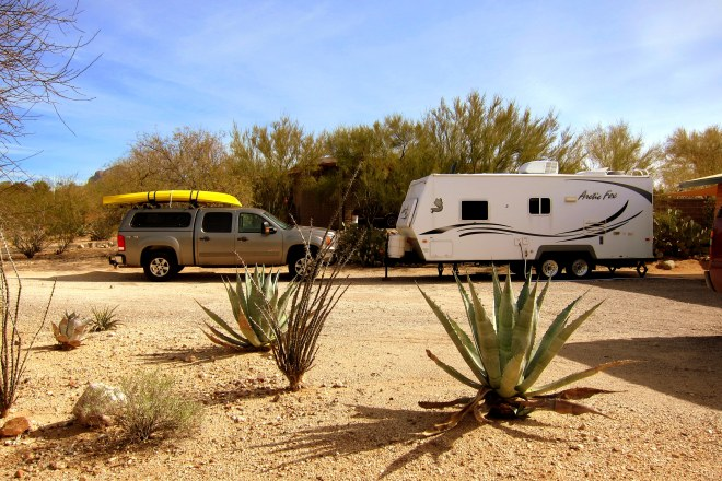 Doobie Campsite