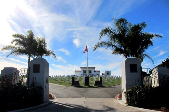 Fort Rosecrans National Cemetary #1