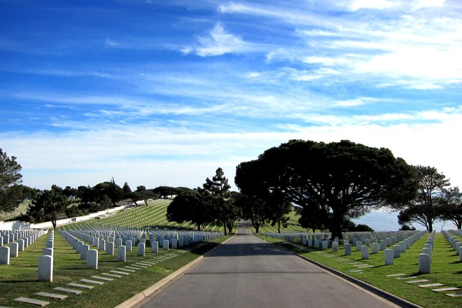 Fort Rosecrans National Cemetary #5