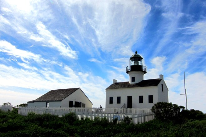 Pt. Loma Lighthouse Pix #1