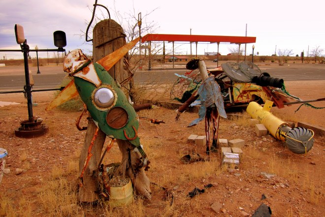 Texas Roadside Art #2