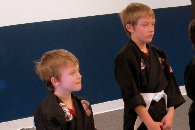 Karate Kid's Pix #2
