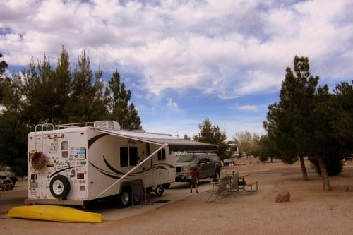 Nellis Campsite Pix #2
