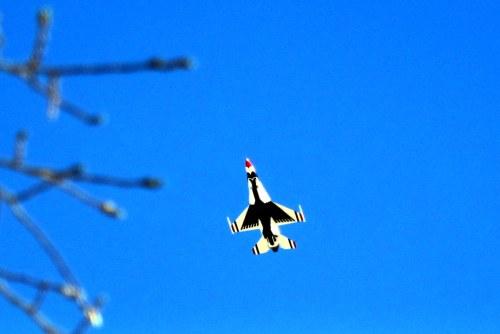 USAF T-Birds #1