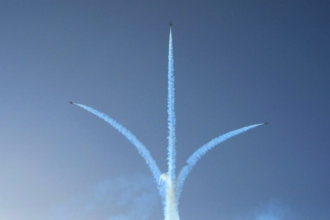 USAF T-Birds #3