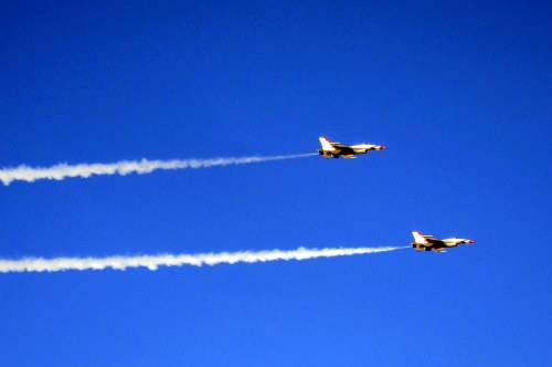 USAF T-Birds #4