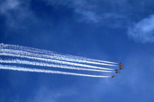 USAF T-Birds #5