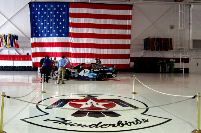 USAF T-Birds Hanger #1