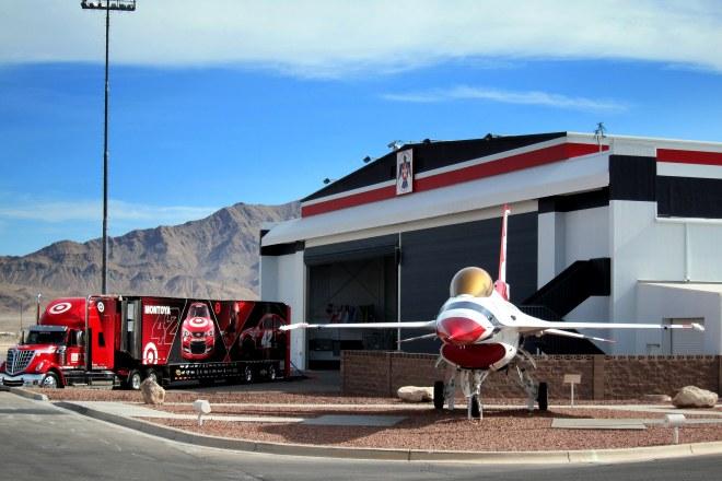 USAF T-Birds Hanger #3