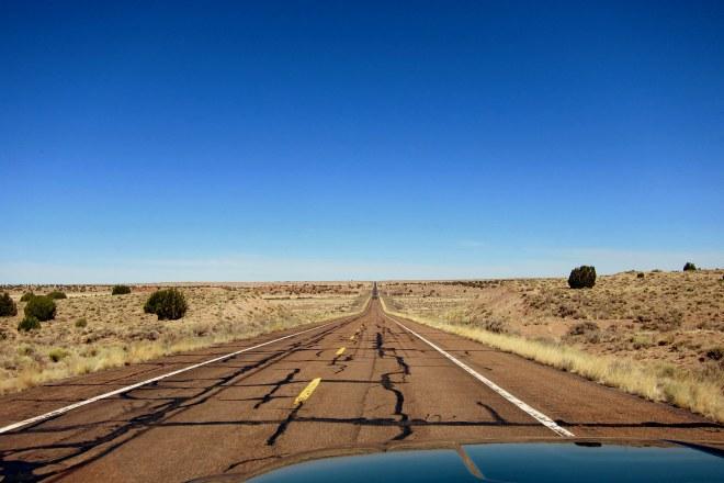 AZ Pointy Road