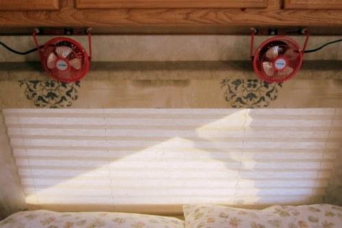Bedroom Fans