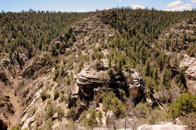Cliff Ruins Pix #6