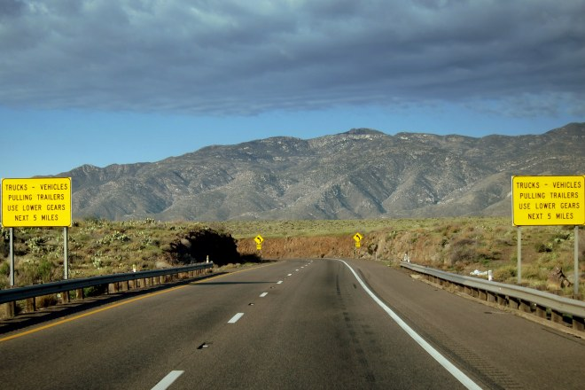 I-17 South Pix #2