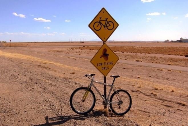 Kirtland Bike Ride #1