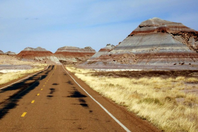 Painted Desert National Park Photo #1