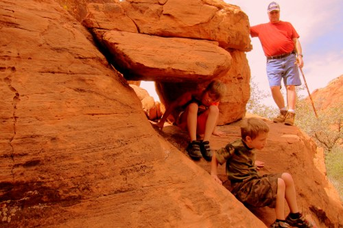 Red Rock Two, Pix #8a