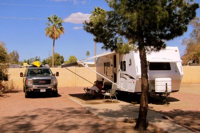 Tiny Town Campsite