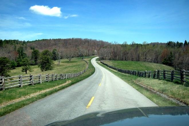 Blue Ridge Parkway #3