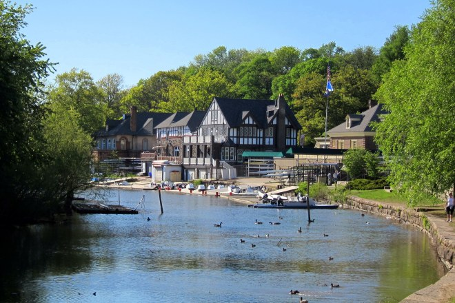 Boathouse Row Pix #1