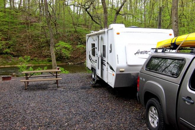 Gettysburg RV Campsite