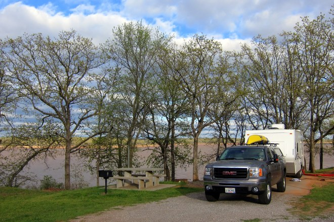 Lake Thunderbird State Park Pix #3