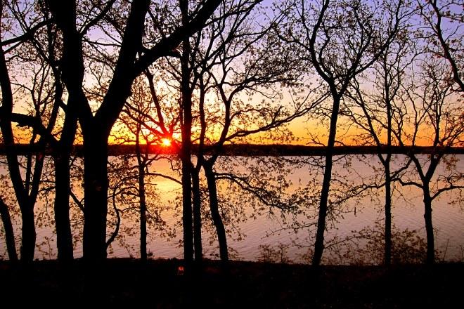 Lake Thunderbird State Park Pix #4