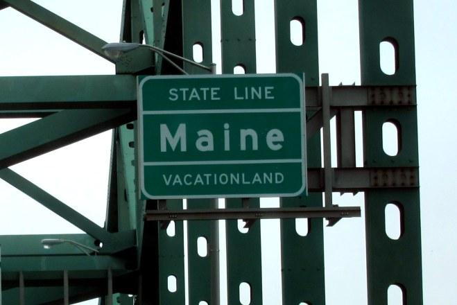 Maine!