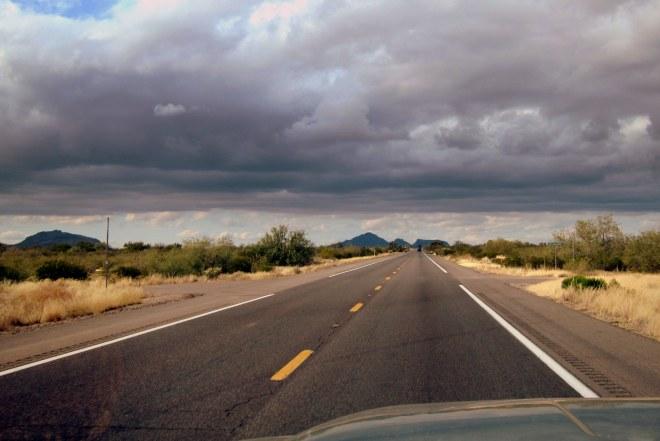 AZ I-10 Pointy Road