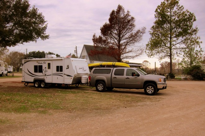 Columbus, TX RV Park