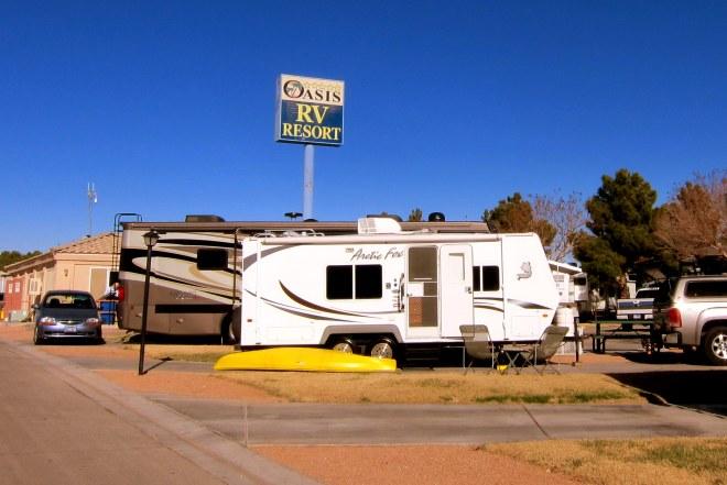 Oasis Campsite