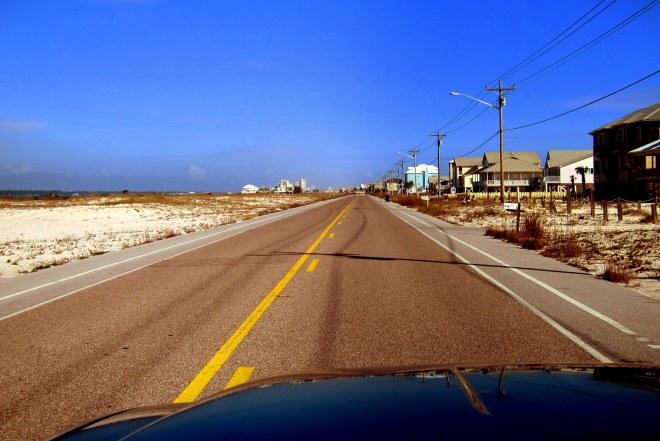 Perdido Key Road