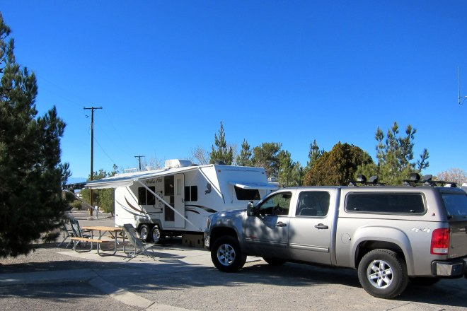Desert Eagle Campsite