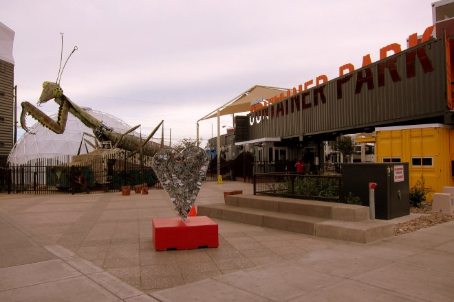 Downtown Container Park Pix #1