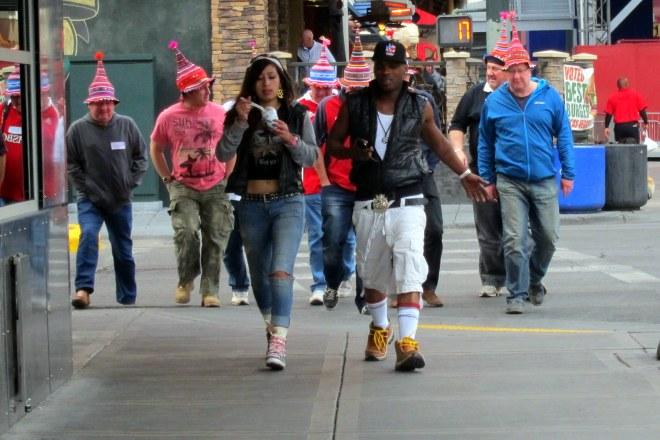 Freemont Street Experience Pix #3