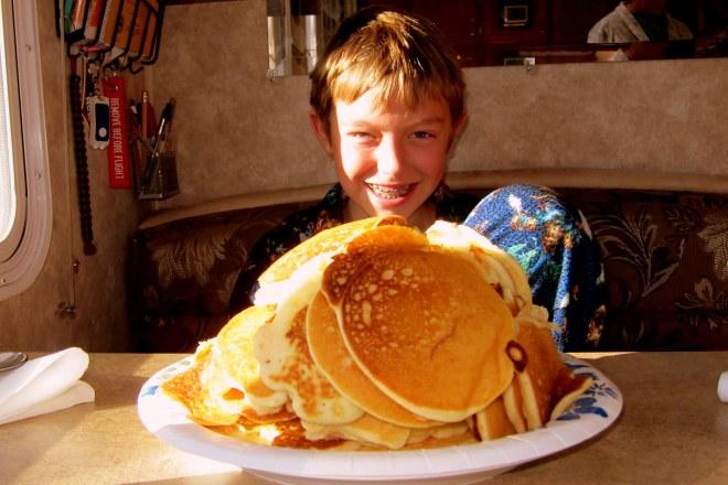 Guma's Pancakes