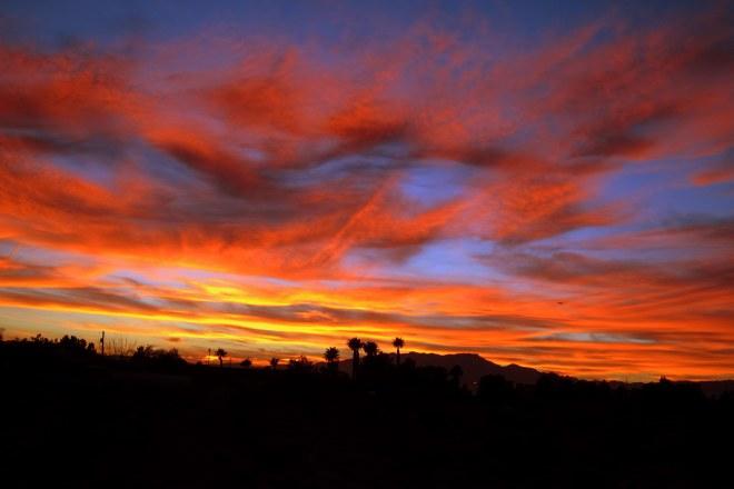 LV Sunset