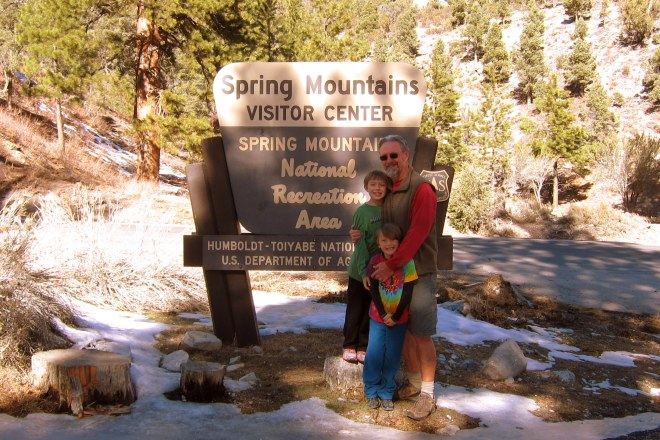 Mount Charleston Trip Pix #3