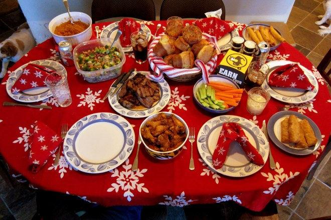 Owens Christmas Dinner