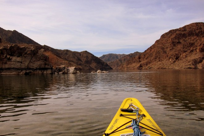 Colorado River kayaking, Photo #2
