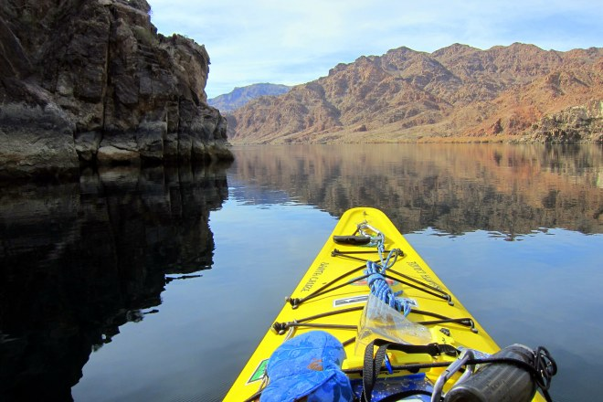 Colorado River Kayaking, Photo #3