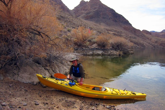 Colorado River Kayaking, Photo #4