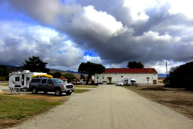 CSLO Campsite, Pix #2