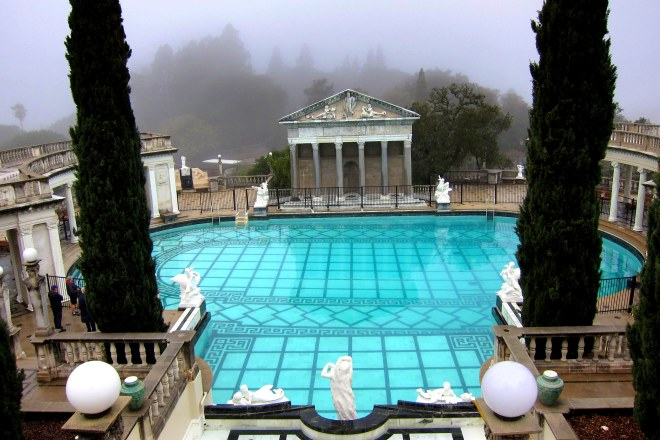 Hearst Castle, Photo #9