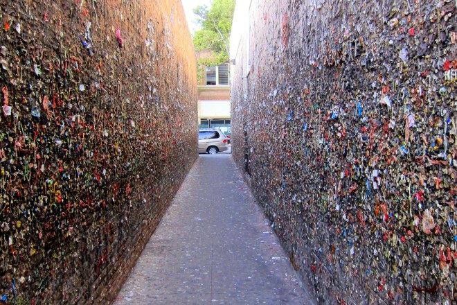 SLO, Bubble Gum Alley